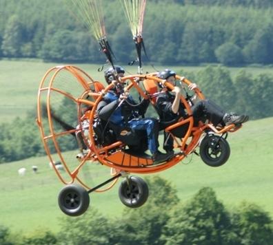 Maak een proefvlucht in onze eigen Flanders Silent Twin Trike