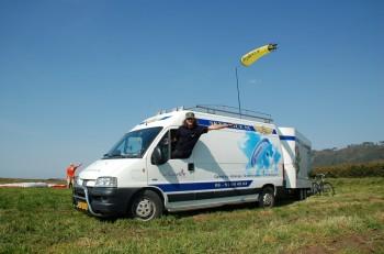 Skydance paramotor tour Portugal maart 2009