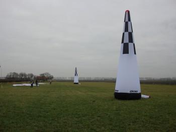 Nieuwe speeltjes bij Skydance december 2011