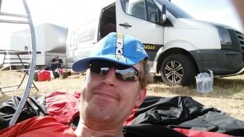 Skydance paramotor tour Portugal oktober 2016